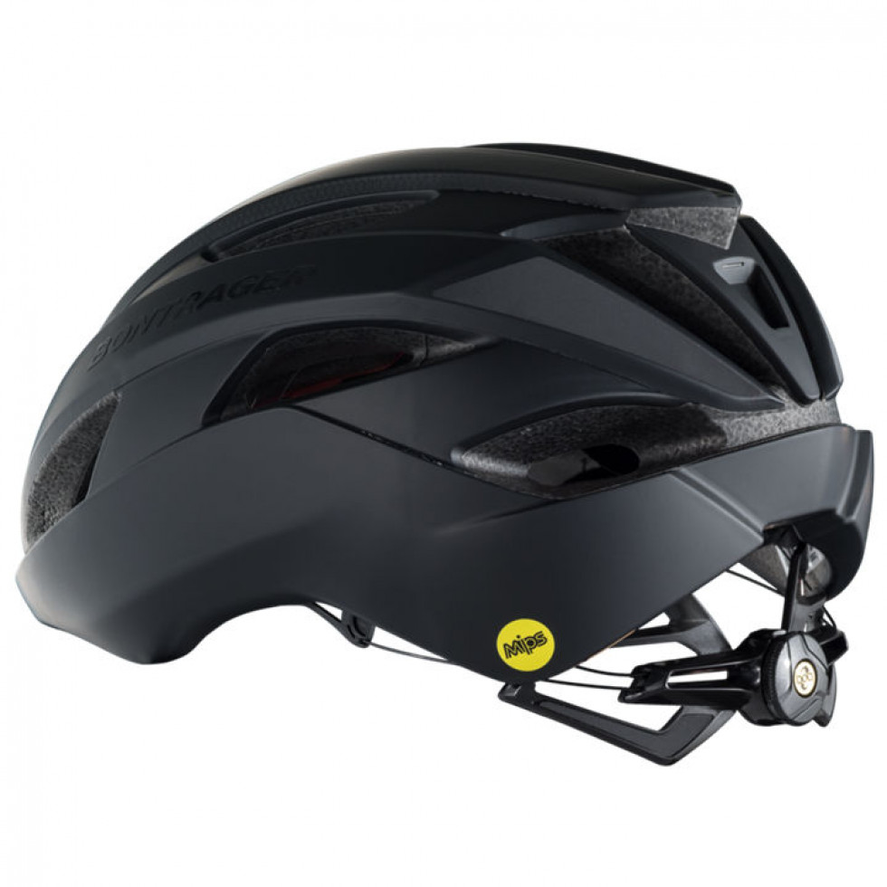 Capacete Bontrager Circuit MIPS Masculino Speed Ciclismo - Preto ... 9840cdc69d088