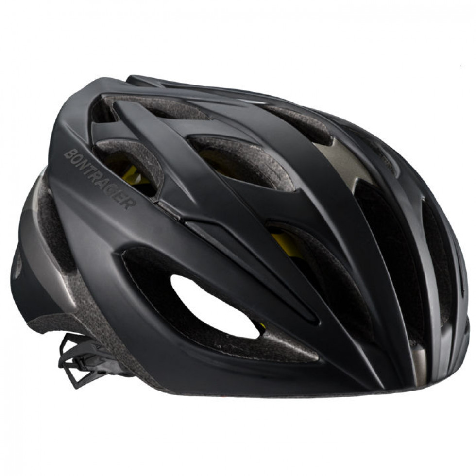 Capacete Bontrager Starvos MIPS Masculino Speed Ciclismo - Preto ... 71ae28fcf1451