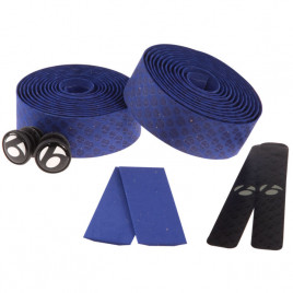 Fita-de-Guidão-Bontrager-Speed-Road-Cortiça-com-Gel-Cork-Tape-Azul-Bontrager