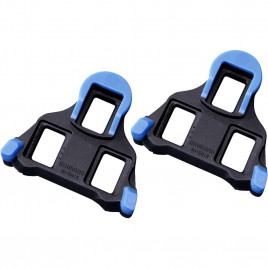 Taco-para-Pedal-Shimano-SM-SH12-SPD-SL-Road-Speed-Float-2-Azul-Shimano