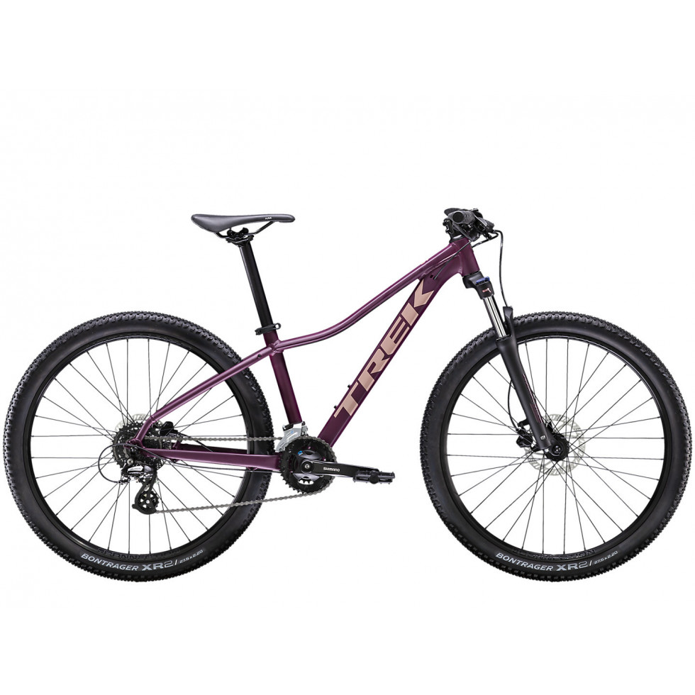 Bicicleta Trek Bikes Marlin 6 T15.5 Aro 29 Susp. Dianteira 24 Marchas - Branco