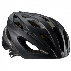 Capacete Bontrager Starvos MIPS Masculino Speed Ciclismo - Preto Fosco - Bontrager