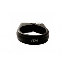 Abraçadeira-de-Selim-ITM-35mm-em-Alumínio-Preto-ITM