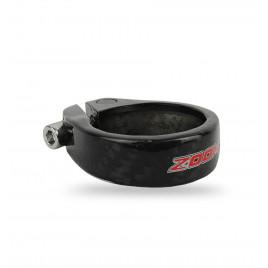 Abraçadeira-de-Selim-Zoom-35mm-Carbono-para-Bicicletas-Preto-Zoom