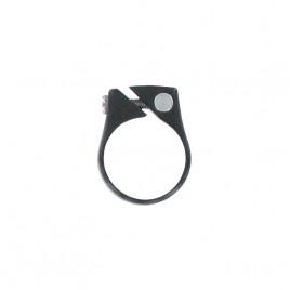 Abraçadeira Part Bontrager Clamp 35.0mm - Preto - Carbono - Bontrager