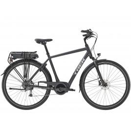 bicicleta-eletrica-trek-verve-1-urbana-aro-700-2021-hibrida-shimano-8-vel-cinza-trek