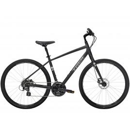 bicicleta-trek-verve-2-disc-masculina-urbana-de-conforto-aro-700c-2021-shimano-tourney-altus-8-vel-cinza-trek