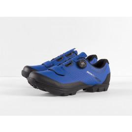 sapatilha-bontrager-foray-mtb-de-ciclismo-azul-bontrager