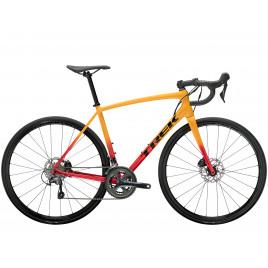 bicicleta-trek-emonda-alr-4-disc-speed-aro-700-2021-shimano-tiagra-4700-10-vel-amarelo-e-vermelho-trek