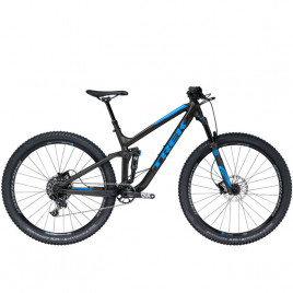 bicicleta-trek-fuel-ex-7-aro-29-mtb-full-suspension-2018-sram-nx-11-vel-preto-e-azul-trek