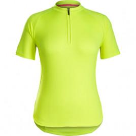 camisa-bontrager-kalia-feminina-manga-curta-de-ciclismo-amarelo-visibility-bontrager