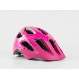 capacete-infantil-bontrager-tyro-child-para-ciclismo-rosa-bontrager