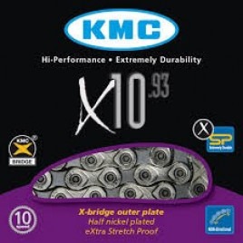 corrente-kmc-x10-93-speed-mtb-10v-116-elos-para-bicicleta-prata-kmc