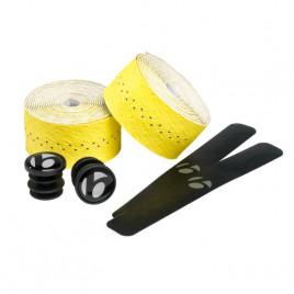 Fita-de-Guidão-Bontrager-Microfibra-Speed-Road-Microfiber-Handlebar-Tape-Amarela-Bontrager