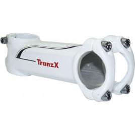 Suporte-de-Guidão-Mesa-Tranz-X-JD-ST33A-em-Alumínio-8-Inclinação-25-4mm-Branco-Tranz-X