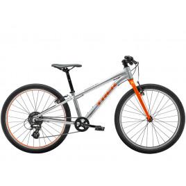 bicicleta-trek-infantil-wahoo-aro-24-2019-shimano-altus-m310-8-vel-cinza-e-laranja-trek