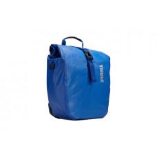 Alforje (Par) Thule Pack 'n Pedal Shield Pannier uso Urbano e Cicloviagem Pequeno 14L - 100066 - Azul - Thule