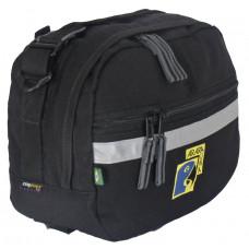 Bolsa de guidão AraraUna 7 Lts - Preto - AraraUna