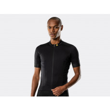 Camisa Bontrager Velocis Manga Curta de Ciclismo Masculino - Preto - Bontrager