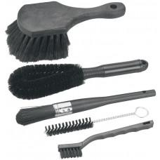 Kit de Escovas Brush Set Finish Line com 5 Modelos - Finish Line